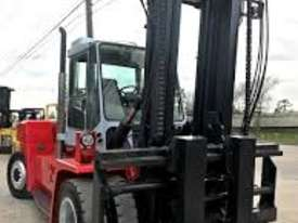 Used 16tonne Forklift Truck 2014 - picture2' - Click to enlarge