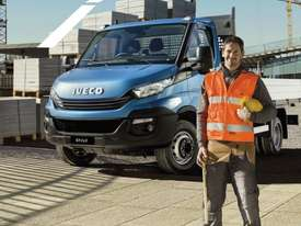 Iveco Daily 50C Cab Chassis - picture0' - Click to enlarge