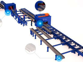 HGG RPC 3D Plasma Profile Cutting Machine and Coping Robot  - picture0' - Click to enlarge