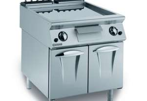 Mareno ANFT9-8GM Fry-Top With Combined Smooth