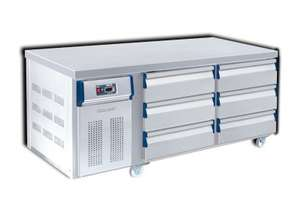 Semak 6DR1800 6 Drawer Counter Chiller