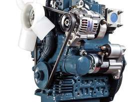 Kubota Z602 Engine - picture2' - Click to enlarge