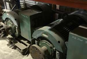 355 kw 475 hp 4 pole 415 volt AC Electric Motor
