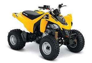 Can Am CAN-AM DS 250 ATV
