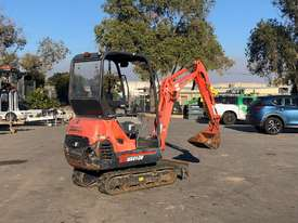 Kubota KX41-3V 1.6t Mini Excavator 1000 hours 841 - picture0' - Click to enlarge