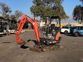 Kubota KX41-3V 1.6t Mini Excavator 1000 hours 841 - picture1' - Click to enlarge