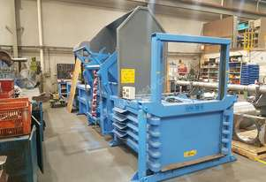 Large Closed Door Horizontal Baler - FULLY RECONDITIONED