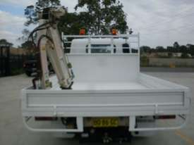 Mitsubishi Canter 515 Wide Tray Truck - picture5' - Click to enlarge
