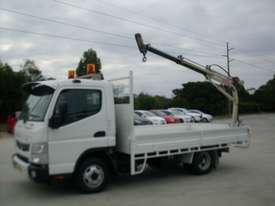 Mitsubishi Canter 515 Wide Tray Truck - picture6' - Click to enlarge