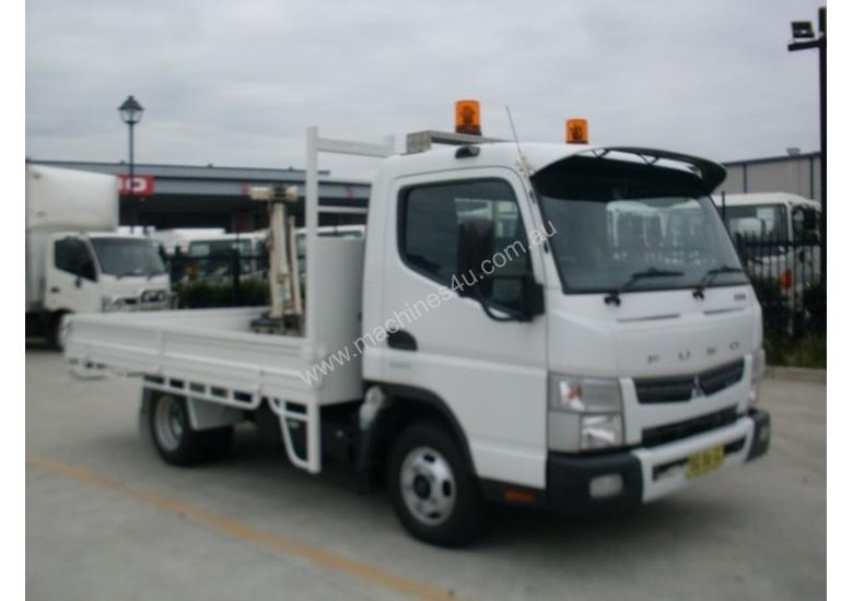 Mitsubishi Canter 515 Wide Tray Truck