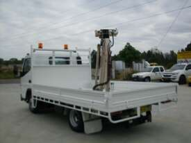 Mitsubishi Canter 515 Wide Tray Truck - picture3' - Click to enlarge