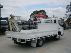 Mitsubishi Canter 515 Wide Tray Truck - picture4' - Click to enlarge
