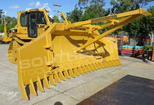 Stick Rake & Tree Pusher CAT D6R XL dozer SU Blade DOZRAKE
