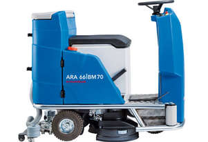 Columbus ARA 66|BM 70 Scrubber-Dryer