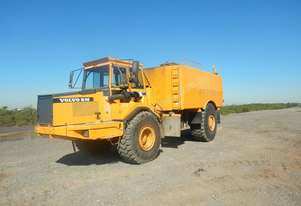 Volvo A20C 6x6 Articulated Water Wagon