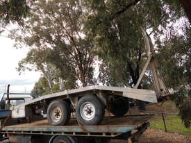 9ton atm camel back trailer Galvenised tandem - picture0' - Click to enlarge
