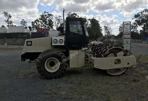Ingersoll Rand 18 ton vibrating roller