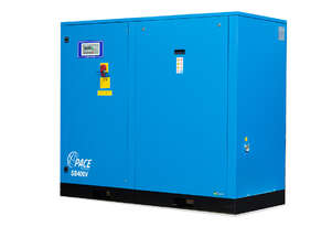PACE Pneumatics SB Series 25hp (18.5kW) Variable Speed Rotary Screw Air Compressor
