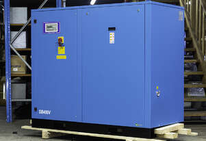 FOCUS PNEUMATICS SB-V Series 25hp (18.5kW) Variable Speed Rotary Screw Air Compressor