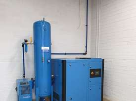 Pneutech PR Series 25hp (18.5kW) Variable Speed Rotary Screw Air Compressor - picture0' - Click to enlarge