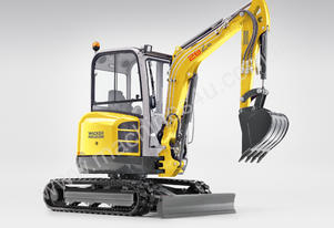 Wacker Neuson NEW 28Z3 Zero Tail VDS
