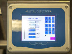 Metal Detector/Checkweigher Combo Machine - picture2' - Click to enlarge
