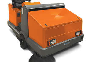 Fiorentini S48 LPG Large Ride On Sweeper