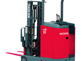 New FBR10-30 Electric Stand-On Reach Truck - picture2' - Click to enlarge