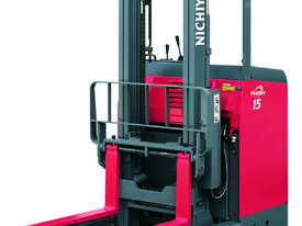 New FBR10-30 Electric Stand-On Reach Truck - picture3' - Click to enlarge