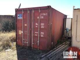 1994 Fruehauf 20�?? Storage Container - picture0' - Click to enlarge