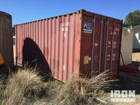 1994 Fruehauf 20�?? Storage Container - picture1' - Click to enlarge