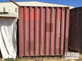 1994 Fruehauf 20�?? Storage Container - picture2' - Click to enlarge