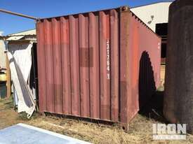 1994 Fruehauf 20�?? Storage Container - picture3' - Click to enlarge