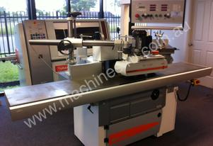 Casolin F90-L HSK CNC spindle moulder w/power feed