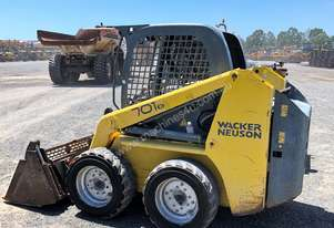 Wacker Neuson   Skid Steer 2.4T