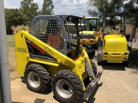Wacker Neuson Skid Steer 2.4T 4ea x New Tires FULLY SERVICED  - picture2' - Click to enlarge