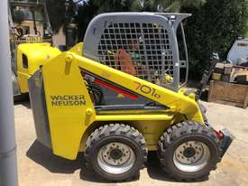 Wacker Neuson Skid Steer 2.4T 4ea x New Tires FULLY SERVICED  - picture10' - Click to enlarge