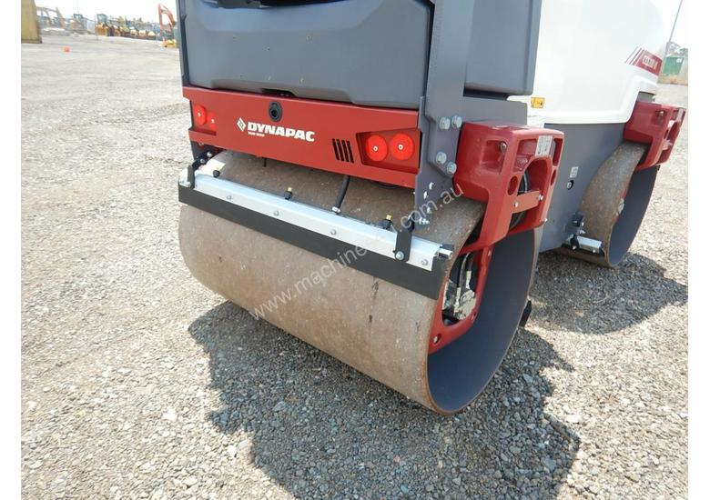 2018 Dynapac CC1200 Double Drum Vibrating Roller