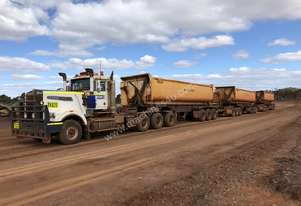 Kenworth C510 Prime Mover Road Train