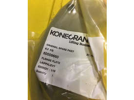 KONECRANE 60009660 FLANGE PLATE FOR BRAKE NEW - picture0' - Click to enlarge