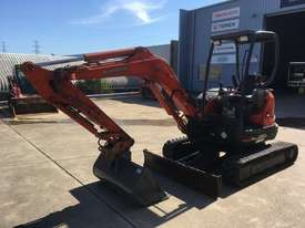 Kubota U35 Tracked-Excav Excavator - picture1' - Click to enlarge