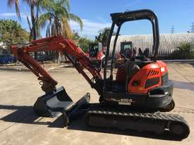 Kubota U35 Tracked-Excav Excavator - picture0' - Click to enlarge