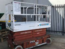 Used Scissor Lift - picture1' - Click to enlarge