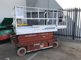 Used Scissor Lift - picture2' - Click to enlarge