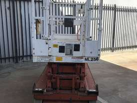 Used Scissor Lift - picture4' - Click to enlarge
