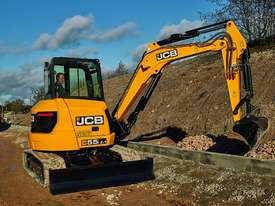 JCB 55Z-1 Mini Excavator 5 Tonne - picture1' - Click to enlarge