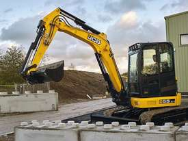 JCB 55Z-1 Mini Excavator 5 Tonne - picture3' - Click to enlarge