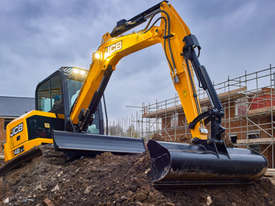 JCB 55Z-1 Mini Excavator 5 Tonne - picture0' - Click to enlarge