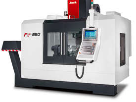 Awea FV-560 & 960 5 Axis Machining Centre - picture2' - Click to enlarge