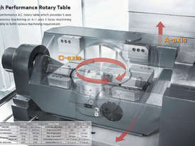 Awea FV-560 & 960 5 Axis Machining Centre - picture5' - Click to enlarge
